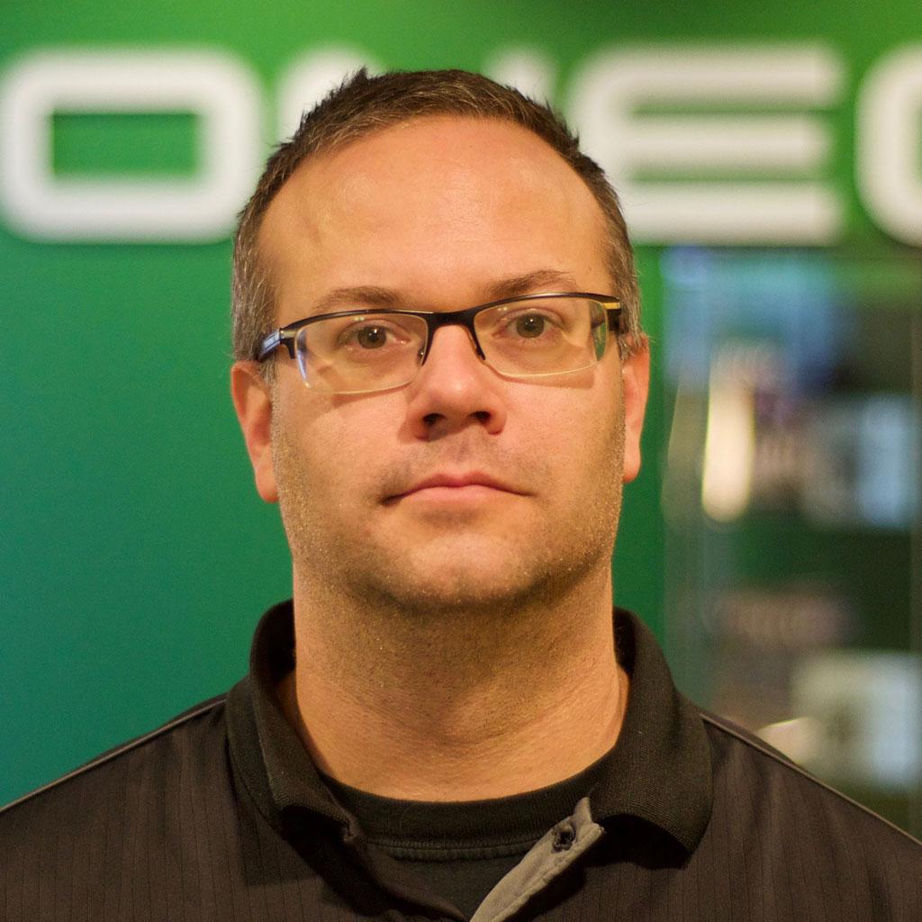 Adam Thornton, NCSO, CSO