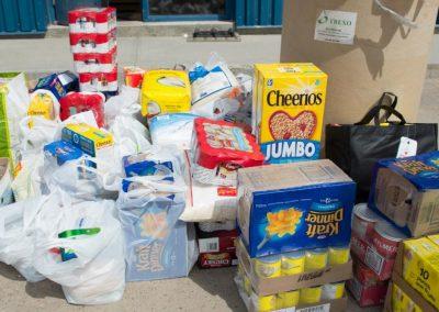 United Way Food Bank Donations