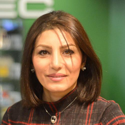Sarah Soleimanifar, MSc, PhD
